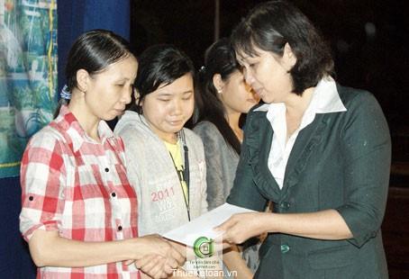 C. Nguyễn Thị Ngọc Ẩn: Chủ tịch LĐLĐ TP.Biên Hòa