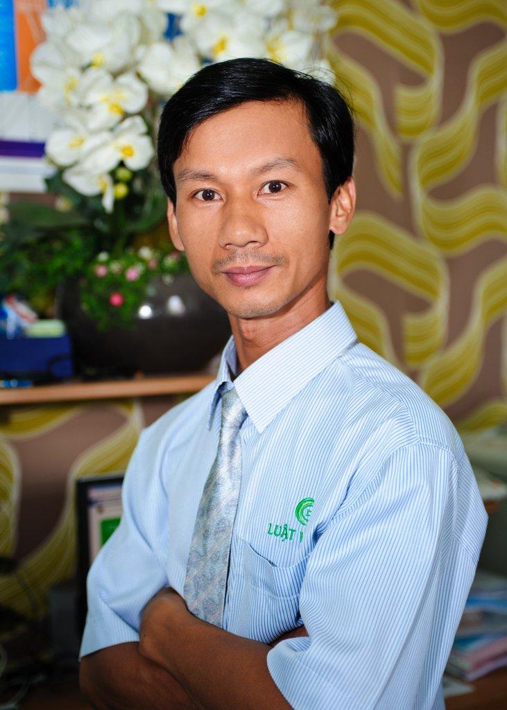 Lương Quang Diệu - Phó Giám Đốc Công ty TNHH Luật Việt Á