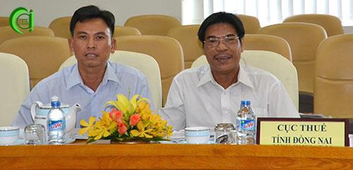 doanh nghiệp Đồng Nai - Ông Đoàn Văn Tân - Trưởng phòng tuyên truyền Cục thuế Đồng Nai