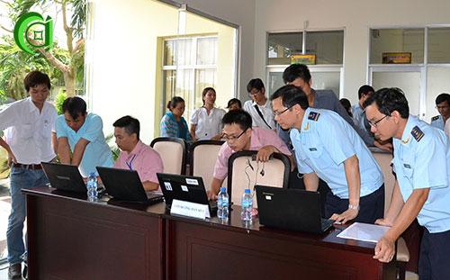 doanh nghiệp đồng nai - Hõ trợ chữ ký số doanh nghiệp tại hải quan Nhơn Trạch