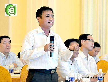 Phạm Văn Công - Phó Cục Trưởng Cục Thuế Đồng Nai