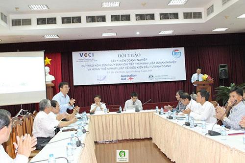 Ông Nguyễn Đình Cung - Viện trưởng Viện Nghiên cứu quản lý Kinh tế Trung ương