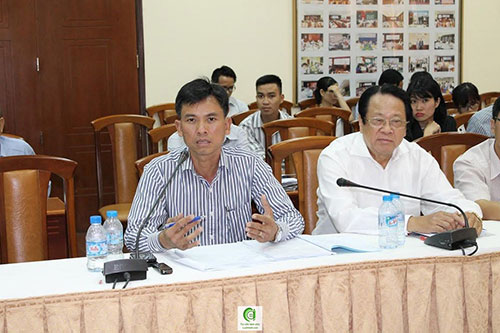 Ông Nguyễn Ngọc Tuấn - Giám đốc Công ty CP Tư vấn Thuế Kế toán Luật Việt Á