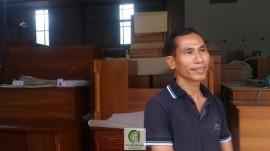 Nguyễn Công Vinh - Giám đốc Công ty TNHH Thiên Ngọc Hân