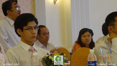 Ông Nguyễn Văn Khái - P.Giám đốc Agribank Đồng Nai