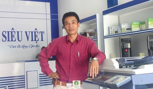 Phạm Văn Sơn - Cty TNHH Siêu Việt
