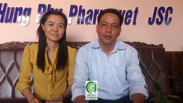 Chị Thảo - Công ty TNHH Hưng Phú Phát ( Long Khánh, Đồng Nai)