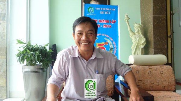 Ô. Đỗ Kim Sức - Công ty TNHH MTV Thuận Phong ( Trảng Bom, Đồng Nai)