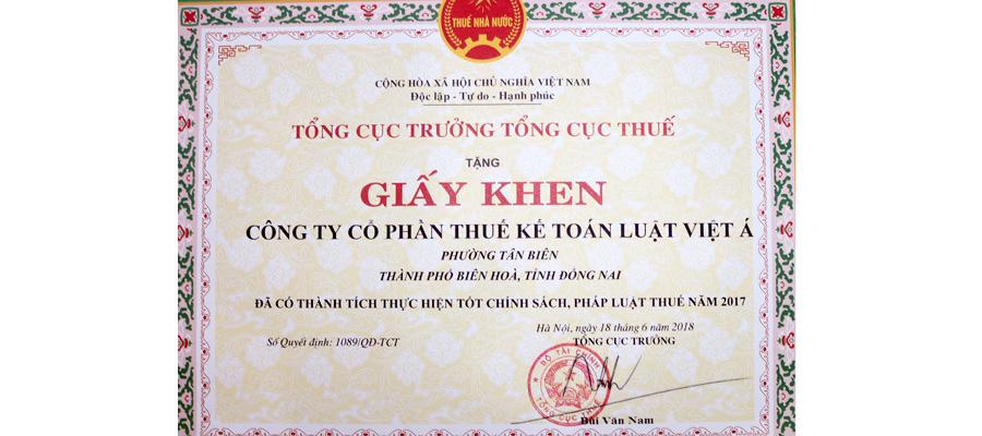 tong-cuc-thue-giay-khen-2018